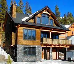 hillside home plans hillside house plans for a rustic 3 bedroom mountain home