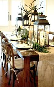 dining table dining room table decoration ideas christmas wood