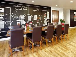 liverpool fc boot room restaurant cheshire oaks afl architects
