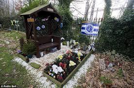 colourful poundland graveyard shrines that councils