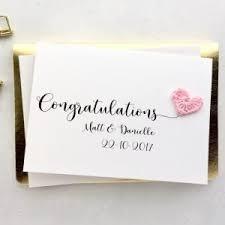 congratulations wedding card personalised wedding cards unique wedding cards on oodlique