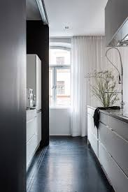 509 best spaces kitchen images on pinterest black kitchens
