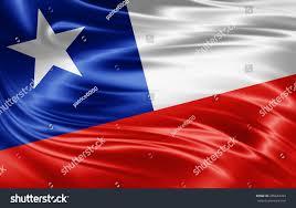 Chilian Flag Chile Flag Silk Stock Illustration 385684399 Shutterstock