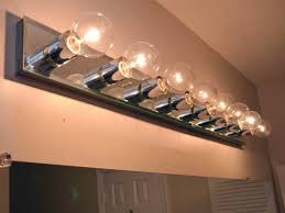 how to replace a bathroom light fixture tos diy fancy 5 bulb