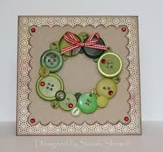 bounty of buttons wreath card ideas pinterest button wreath