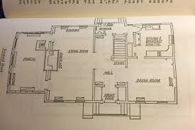 Amityville Horror House Floor Plan by The Hellbound Post The Architecture Of A Haunted House