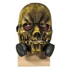 scarecrow halloween scarecrow mask batman arkham knight pvc half face mask with