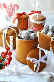 edible treats gingerbread boxes jars recipetin eats
