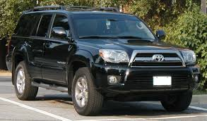 toyota forerunner toyota 4runner history of model photo gallery and list of