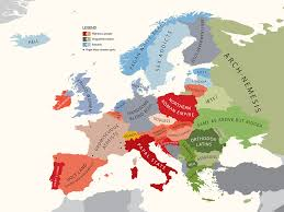Map Of Middle East And Europe by These Are The Funniest And Most Offensive Global Stereotypical