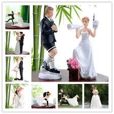 brautfiguren fã r hochzeitstorte aliexpress lustige braut bräutigam figurine hochzeitstorte