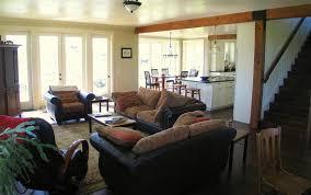 Family Room Designs Madson Design Project Gallery Custom Home Farmhouse Esparto Ca