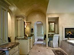 Old Bathroom Design Buell Mansion Old World Stone Mantels And Fireplaces Master