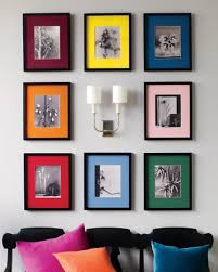 ideas for displaying pictures on walls lovely diy ways to display your family photos