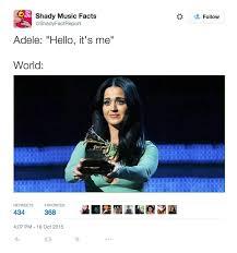 Adele Memes - funny adele memes popsugar celebrity photo 13