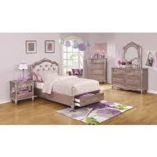 kids storage bedroom sets kids bedroom kids bedroom sets caroline 400891 6 pc full upholstered