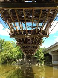 halloween city corbin ky abandoned red bridge on devil u0027s hollow road near frankfort