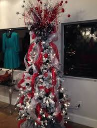 Decorate Christmas Tree Red christmas trees for the clinically insane christmas trees