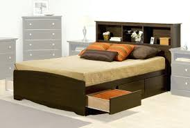 Single Storage Beds Full Headboard With Storage 11 Cute Interior And Full Size Storage