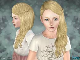 child bob haircut sims 4 cazy s serenity hairstyle set