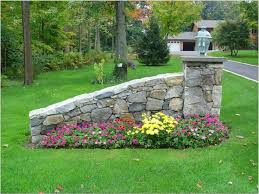 Front Entrance Landscaping Ideas 14 Best Driveway Pillers Images On Pinterest Driveway Ideas