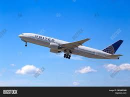 zurich july 30 united airlines image u0026 photo bigstock