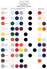 how to choose the colour palette for your wardrobe u2013 diy u0026 craft