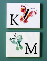 Butterfly Crafts For Kids To Make - 25 unique butterfly footprints ideas on pinterest baby feet art