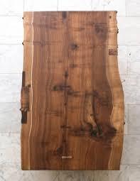 furniture walnut slab coffee table bddw