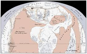 Lord Of The Rings World Map by First Age Maps Tolkien Forums