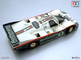 porsche rothmans porsche 956 tamiya 1 24 a photo on flickriver