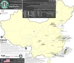 Hangzhou China Map by File The Distribution Map Of Starbucks Stores In Chinese Cities