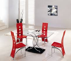 Acrylic Dining Room Chairs Red Dining Room Table Best 10 Red Dining Rooms Ideas On Pinterest