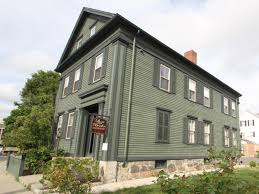 haunted bed and breakfasts travelchannel com travel channel exterior shot of lizzie borden house bed and breakfast