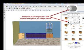 logiciel de conception de cuisine professionnel logiciel 3d pro 100 pour vos design 3d la fabrication de cuisine et