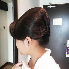 tutorial sirkam rambut panjang chindy claudia putri s chindycloudya likes askfm