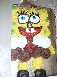 sponge bob cakes cake wrecks home what about spongebob