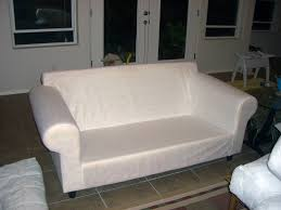 Making Sofa Slipcovers Furniture Perfect For Unexpected Guests With Ottoman Slipcovers