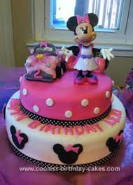 minnie mouse birthday cakes coolest minnie mouse birthday cake