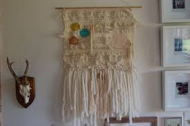 Hippie Home Decor Decorating Simple Beige Tapestry Wall Hangings With Wall Picture