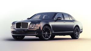 bentley goes retro with limited edition mulsanne speed blue train
