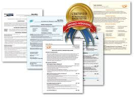winning resume templates professional resume writing exles for nearly every career