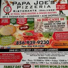 papa joe u0027s pizza closed 21 photos u0026 20 reviews pizza 681 e