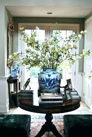 Black Foyer Table Entrance Table Ohfudge Info