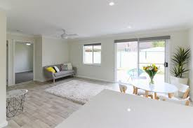 new central coast granny flat display home backyard grannys