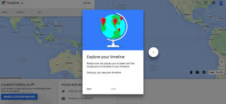 Google Timeline Maps Google Maps Can Now Retrace Your Steps With New U0027your Timeline