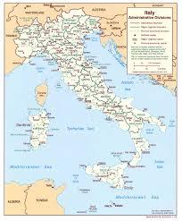 Italy Regions Map by Regions Of Italy U2013 Italian Wedding Guide