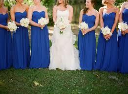31 best sapphire bridesmaid dresses images on pinterest