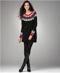 fair isle sweater dress fair isle sweater tunic cocktail dresses 2016