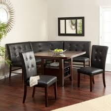 Dining Room Banquette Seating Dining Tables Corner Dining Set With Bench Banquette Bench For